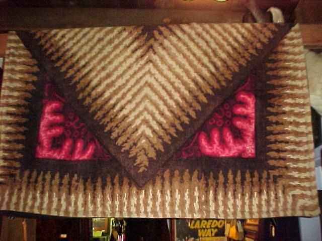 1890's Victorian Sleigh Blanket