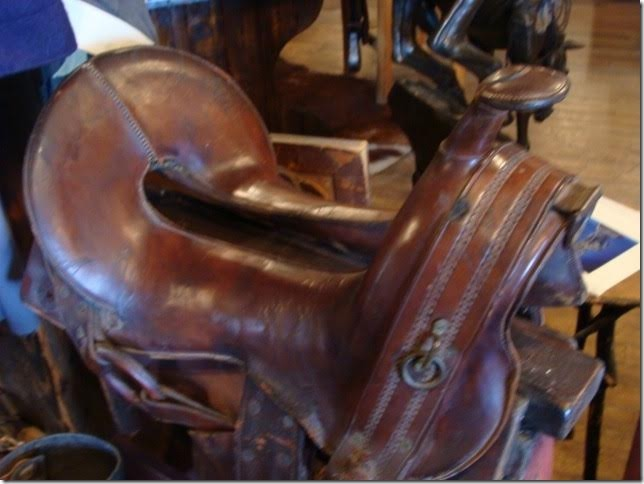 1875 McClellon Officer's Quarter Master Cavalry Saddle