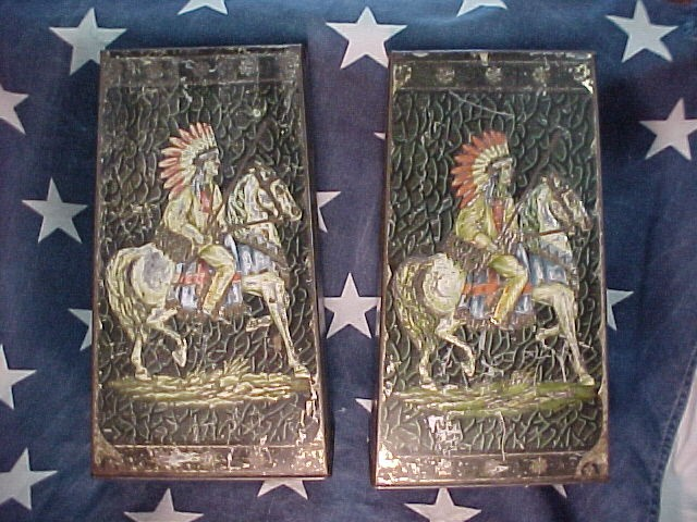 19th Century Buffalo Bill Wild West Show Tea Tin Europe