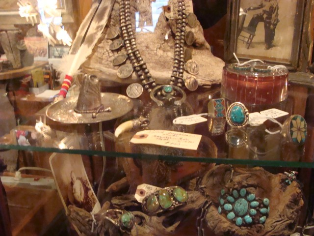 19th Century Navajo Jewelry
