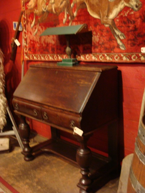 1900's Antique Desk From Glacier National Park