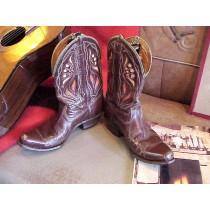 1920-30s Vintage Cowboy Boots
