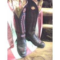 Old West Texas Style Boots