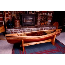 6ft Canoe Coffee Table