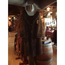 19th Century XL Buffalo Coat