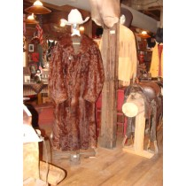19th Century Full Length Bear Coat