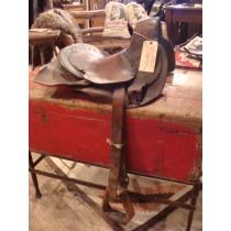1860's Deadwood South Dakota Woman's Saddle