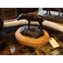 Bronze Baby Bison