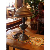 Copper Lamp with shade