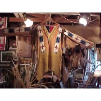 1950's Beaded Sioux War Shirt