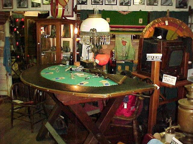 19th Century Blackjack Table