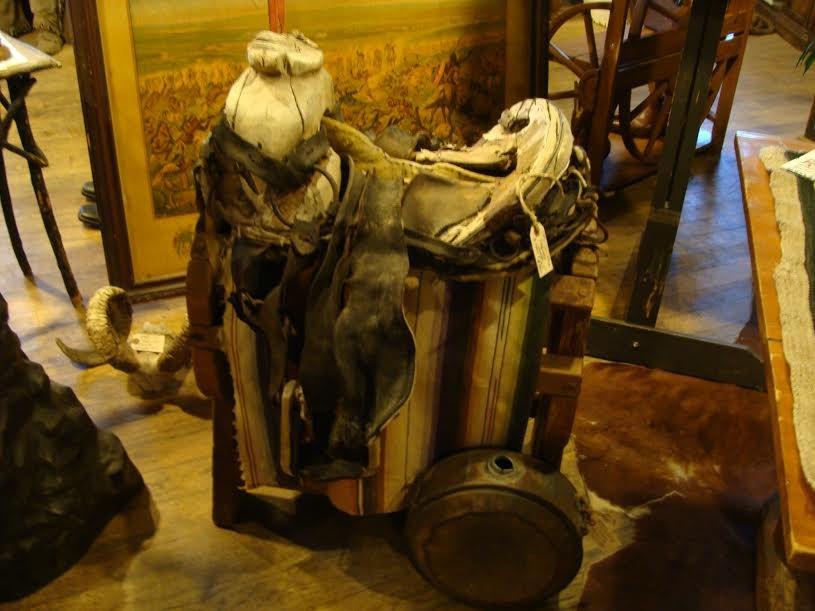 Original Vaquero Wooden Saddle Tree