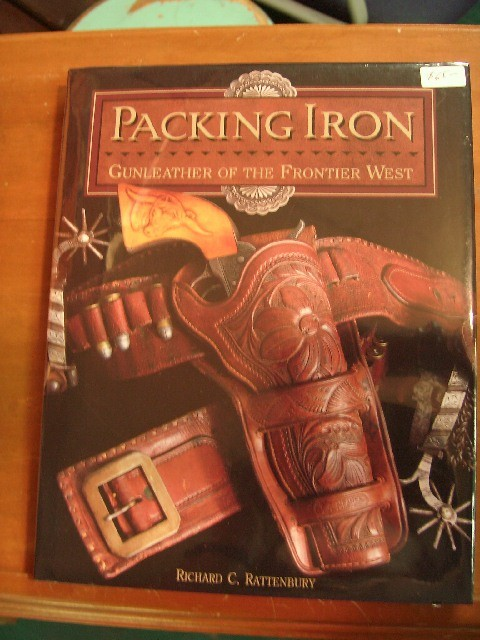 Packing Iron Guns/of the Old West (New)