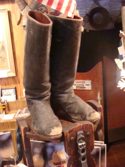 19th Century Woman's Boots