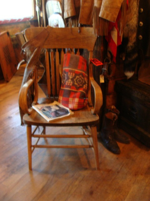 120 Year old Large Antique Bentwood Chair  SOLD