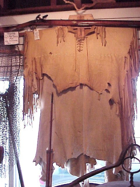 Large Elk Shirt/Dress