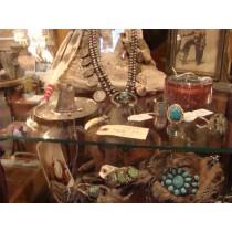 19th Century Navajo Jewelry