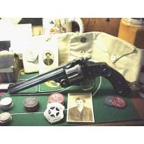 1880 Smith & Wesson .44 caliber  Model No.3 Russian Center Fire
