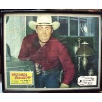 "Original Allan ""Rocky"" Lane ""Wells Fargo Gunmaster"