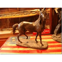 Majestic Stallion  (Sculpture)